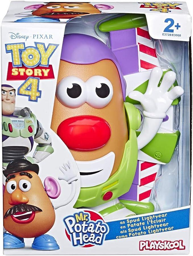 Potato Head- Mr Potato Toy Story Woody (Hasbro E3727ES0): Amazon ...