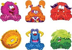 TREND enterprises, Inc. Furry Friends Mini Accents Variety Pack, 36 ct