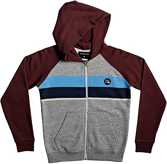 Quiksilver Everyday - Sweat à Capuche zippé