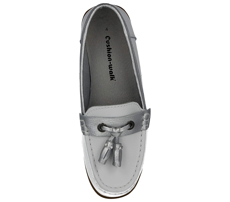 6090836a044a Foster s Shoes, Damen-Mokassin Slipper mit Fu szlig bett, echtes Leder, breiter  geschnitten, Gr ouml  szlig e 35,5 bis 42  Amazon.de  Schuhe   Handtaschen