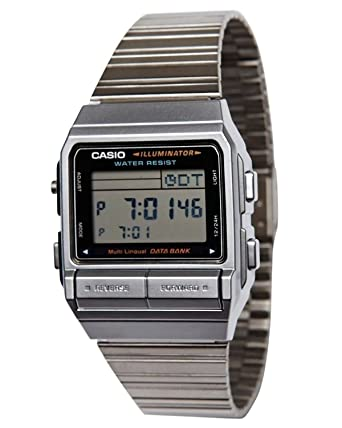1110e73d2f Amazon | CASIO DATA BANK (カシオ データバンク) DB-380-1D/DB380-1D ...