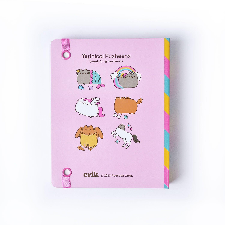 Grupo Erik Editores Cuaderno Premium A5 Pusheen The Cat