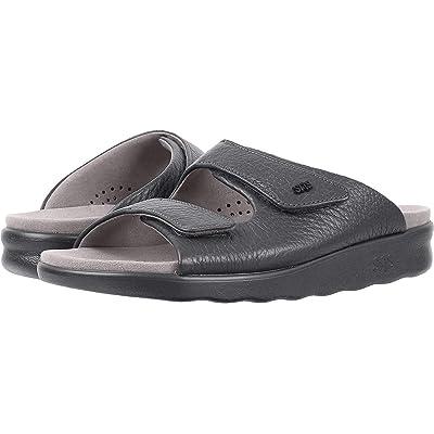 SAS Womens Cozy Leather Sandal | Slides
