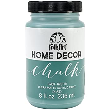 Amazon.Com: Folkart Home Decor Chalk Furniture & Craft Paint In