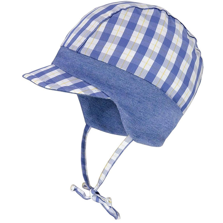 Bonnet Bindeband B/éb/é gar/çon maximo Schildm/ütze Jerseybund