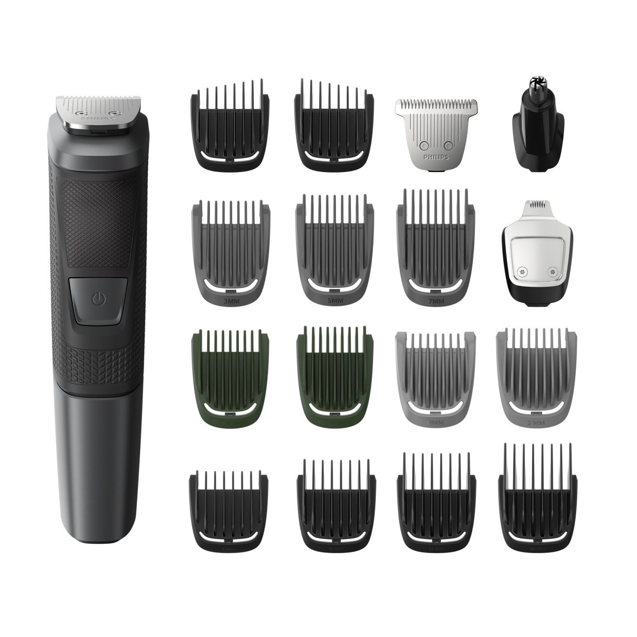 bc31727cedb9 Philips Norelco Multigroom 5000, with Storage Case MG5760/40