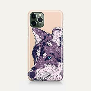covery cases Silicon Back Cover Fox For Iphone 11 Pro - Multi Color