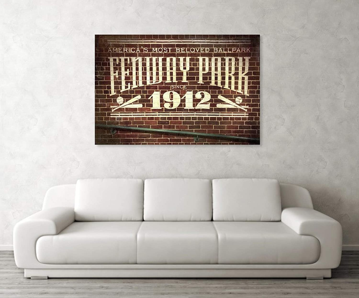 Boston Red Sox Wall Decor from images-na.ssl-images-amazon.com