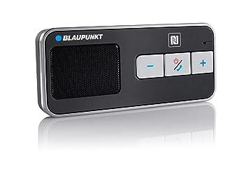 Blaupunkt DF 114 - Manos libres Bluetooth para coche (NFC), color negro