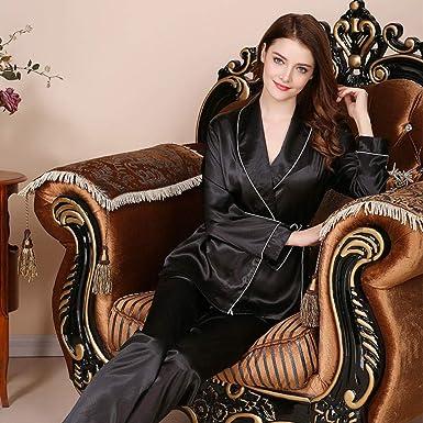 Albornoz Hombre Ducha Algodon Ms. Silk Silk Pyjama Set Pijama De ...