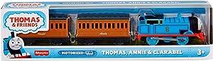 Thomas & Friends Fisher-Price Thomas Annie & Clarabel Motorized Toy Train