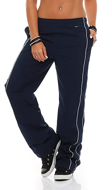 4ce40389be6d85 Nike Woman Pant Jogginghose Trainingshose Damen blau 294318 NEU Gr. 34 / S