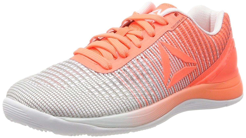 Reebok R Crossfit Nano 7.0, Zapatillas de Running Unisex 35 EU W|Naranja (Guava Punch/White)