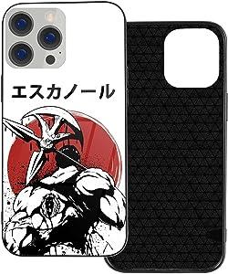 Seven Deadly Sins Anime iPhone 12 Mobile Phone case Escanor TPU Glass Mobile Phone case, Anti-Drop, Anti-Drop, Anti-Scratch