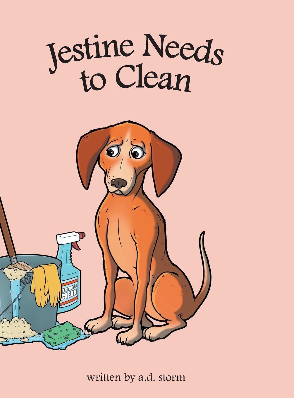 Download Jestine Needs to Clean pdf epub