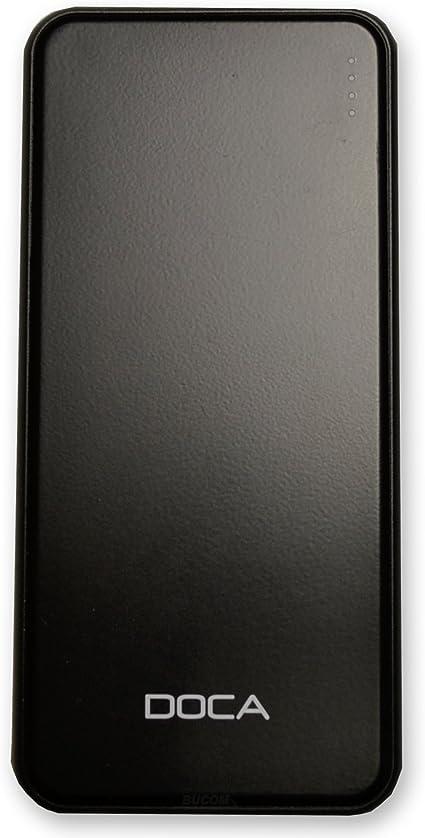 Doca Dual USB Power Bank Slim Design 5000 mAh batería externa para Smartphone Tablet con LED Lámpara para una carga: Amazon.es: Electrónica