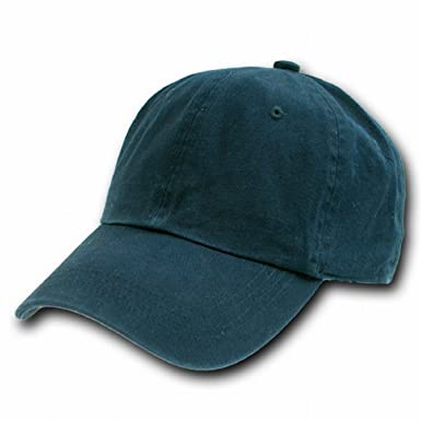 high profile baseball caps plain low navy blue polo style adjustable unstructured cap hat hats