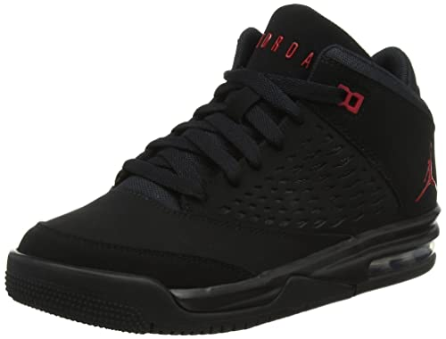 2df2e97a2d6e Nike Kids  Jordan Flight Origin 4 (GS) Low-Top Sneakers Black Gym ...
