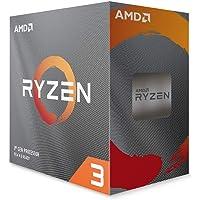 AMD Ryzen 3 3300X 4-Core, 8-Thread Unlocked Desktop Processor with Wraith Stealth Cooler