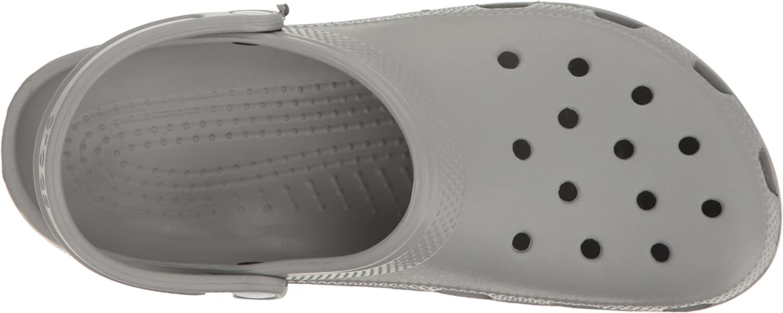 Crocs Classic Sabots Mixte Adulte 39//40 EU Gris Light Grey