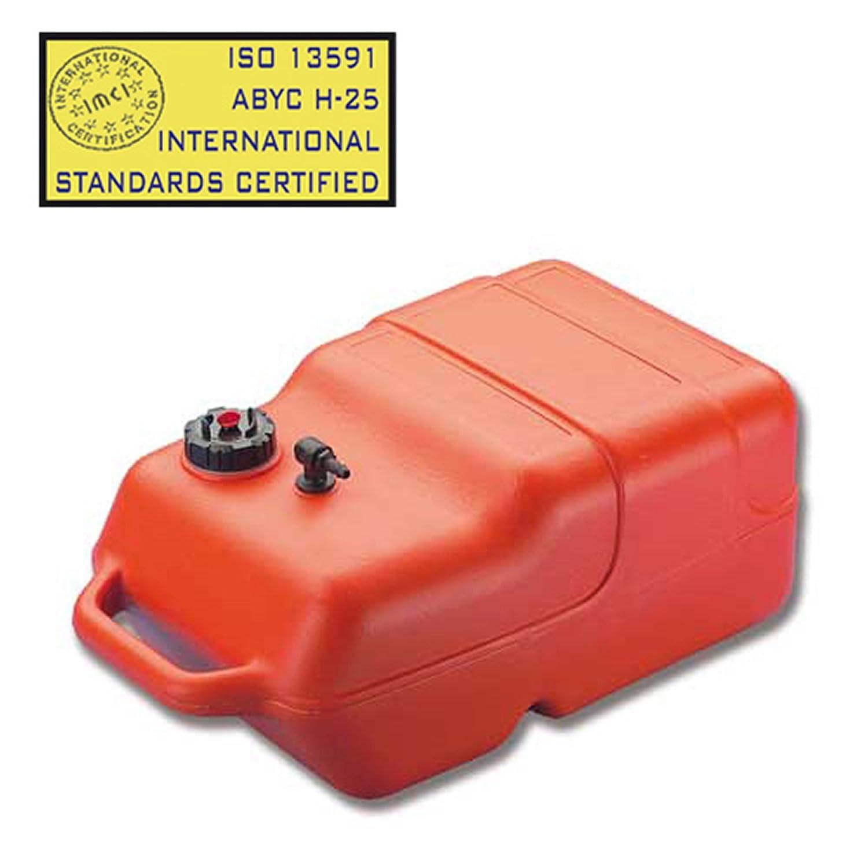 22 Liter Bootstank Benzintank Treibstofftank TREM