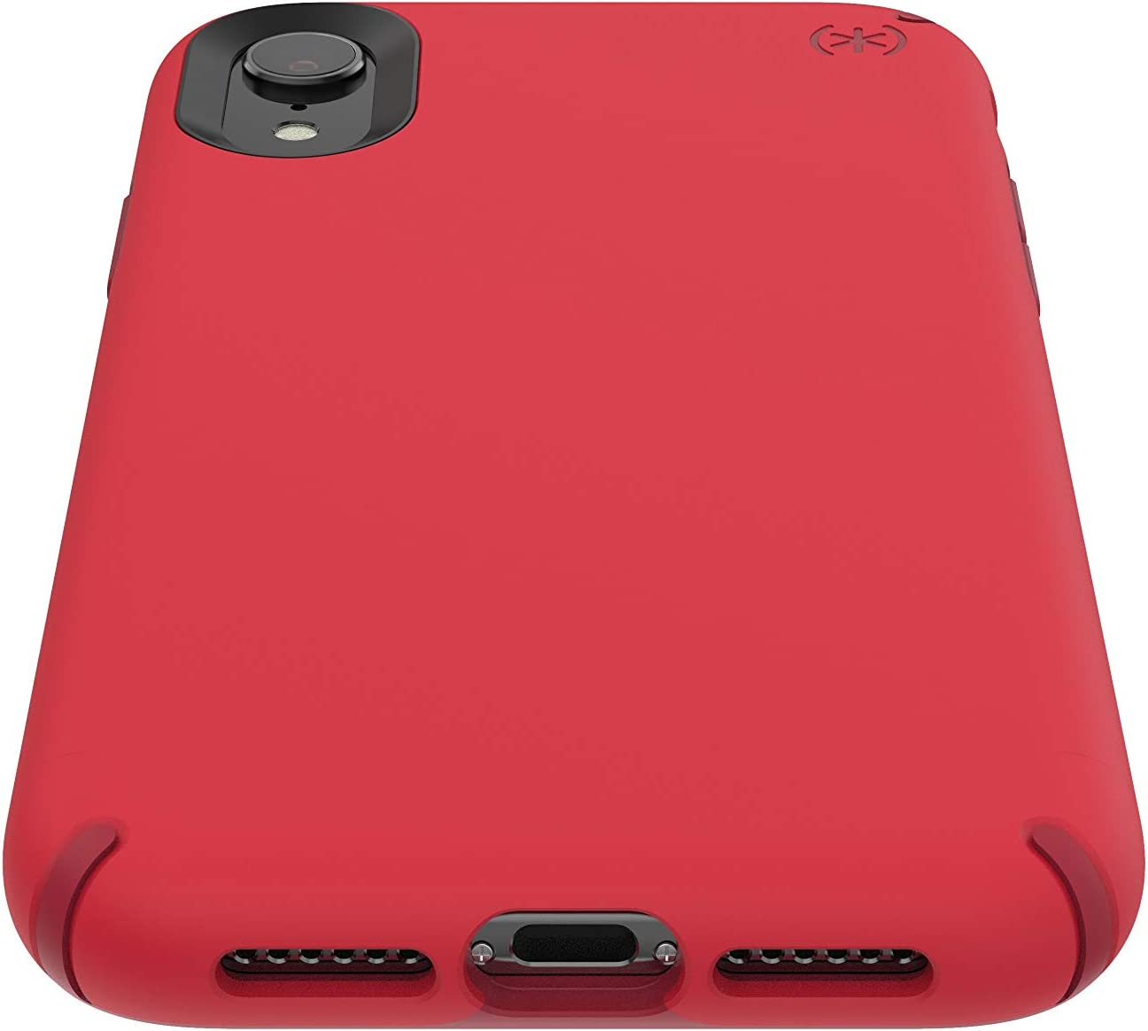 Speck Products Presidio Pro Iphone Xr Case Heartrate Red Vermillion Red