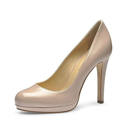 Evita Shoes - Zapatos de vestir de Piel para mujer ca20a421c766