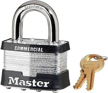 Master Lock 5ka A451 Number 5 Laminated Padlock 2