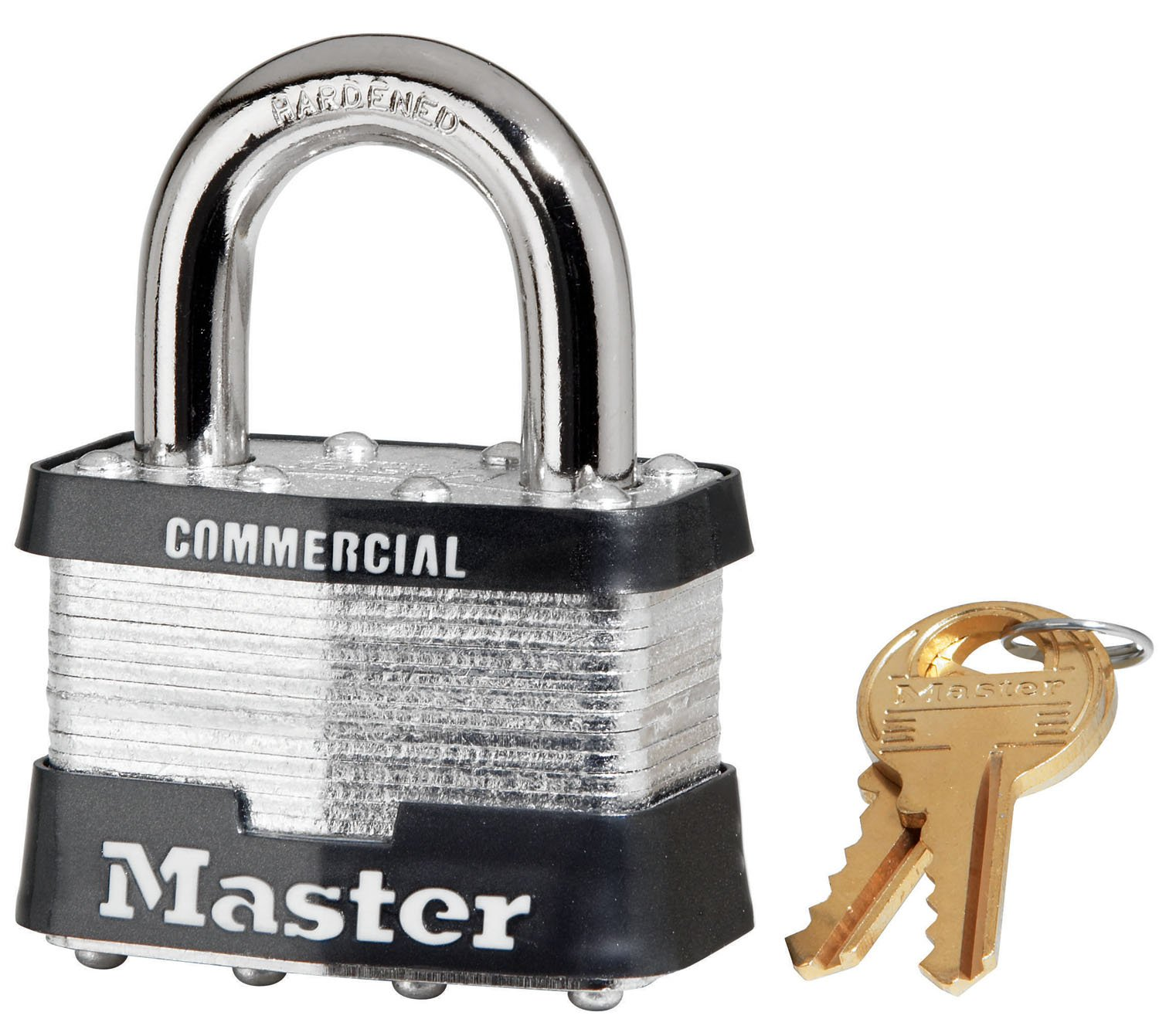 Master Lock 5KA A451 Number-5 Laminated Padlock Home Improvement 2 2 Jensen