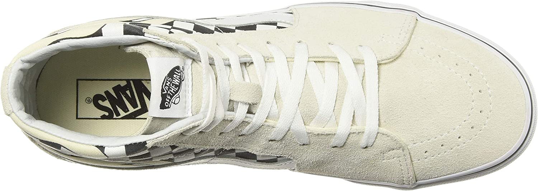 Vans Sk8-hi 46 MTE DX, Chaussures de Running Homme Blanc Noir