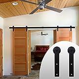 Amazon Com Tcbunny 6 6 Feet Sliding Door Hardware Closet