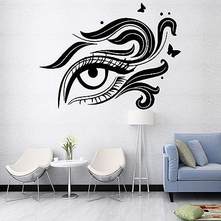 zxddzl Ojo de Belleza Vinilo Wallpaper Roll Muebles ...