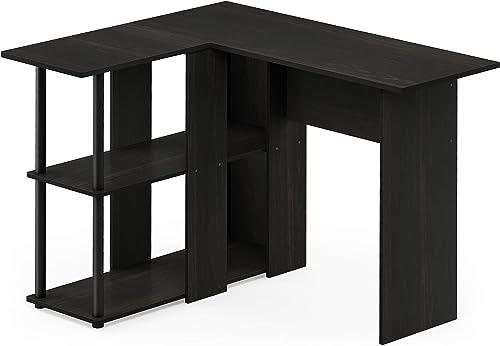 Furinno Abbott L-Shape Desk