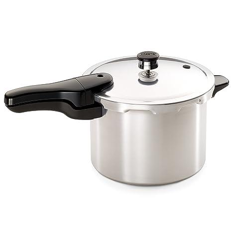 Amazon.com: Presto 01264 - Olla a presión de aluminio ...