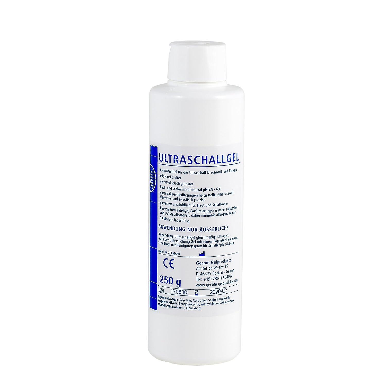 Ultraschallgel 250 ml Dispenser Ultraschall Kontakt Gel fü r Fetal Doppler C+V
