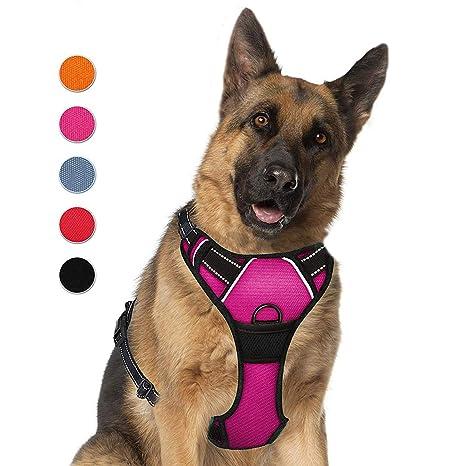 Supet Arnés para Perros Chaleco Ajustable para Mascotas al Aire ...