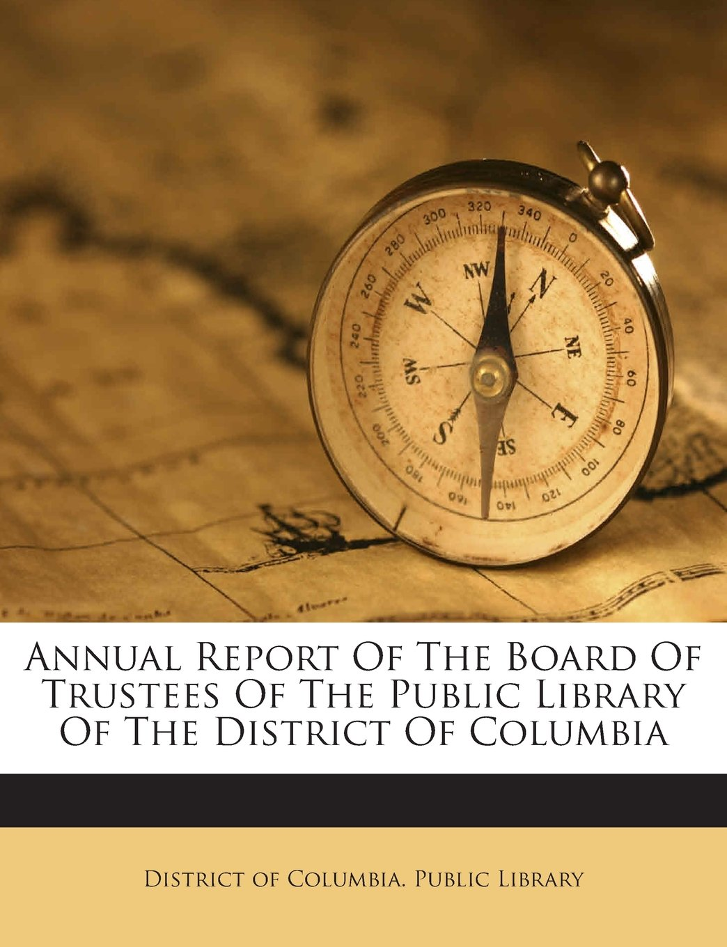 Annual Report Of The Board Of Trustees Of The Public Library Of The District Of Columbia pdf