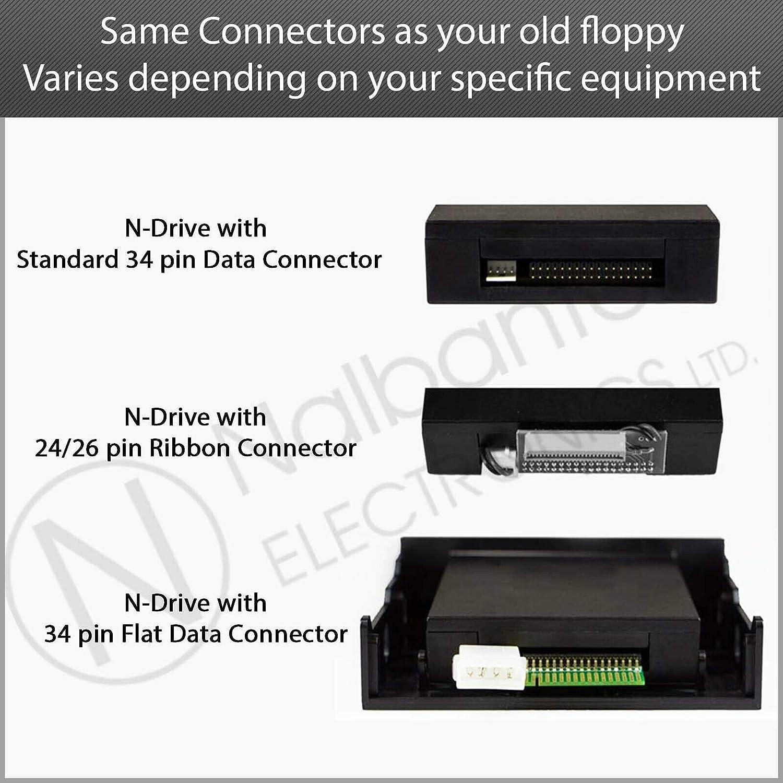 Nalbantov N-Drive 100 un emulador de disquetera USB para ...