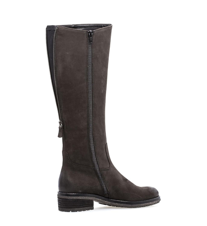 Gabor Damenschuhe 71.615.89 Damen Stiefel, Stiefel, Stiefelette, Reißverschluss, Schaftweite M M M Vario e23a47