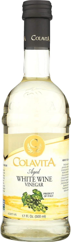 Colavita aged white wine vinegar from Italy