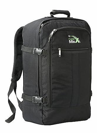 Cabin Max Backpack Flight Approved Carry On Bag Massive 44 litre ...