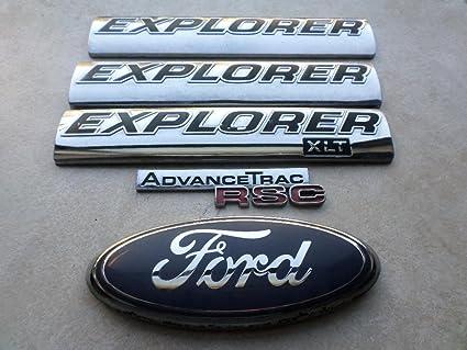 Amazon Com 06 10 Ford Explorer Xlt Advancetrac Rsc Side