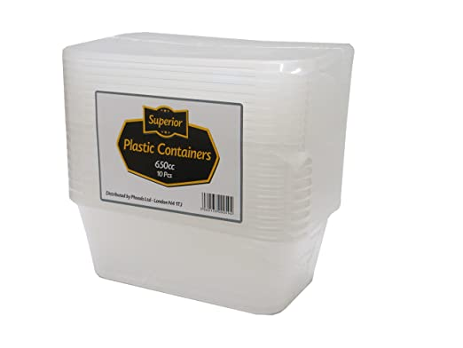 superior ZRL Plástico Microondas congelador Seguro de Alimentos ...