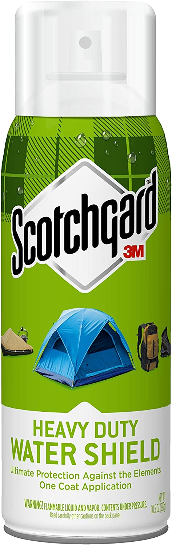 Scotchgard Heavy Duty Water Shield Camping, Boating & Sporting, 10.5 Ounces