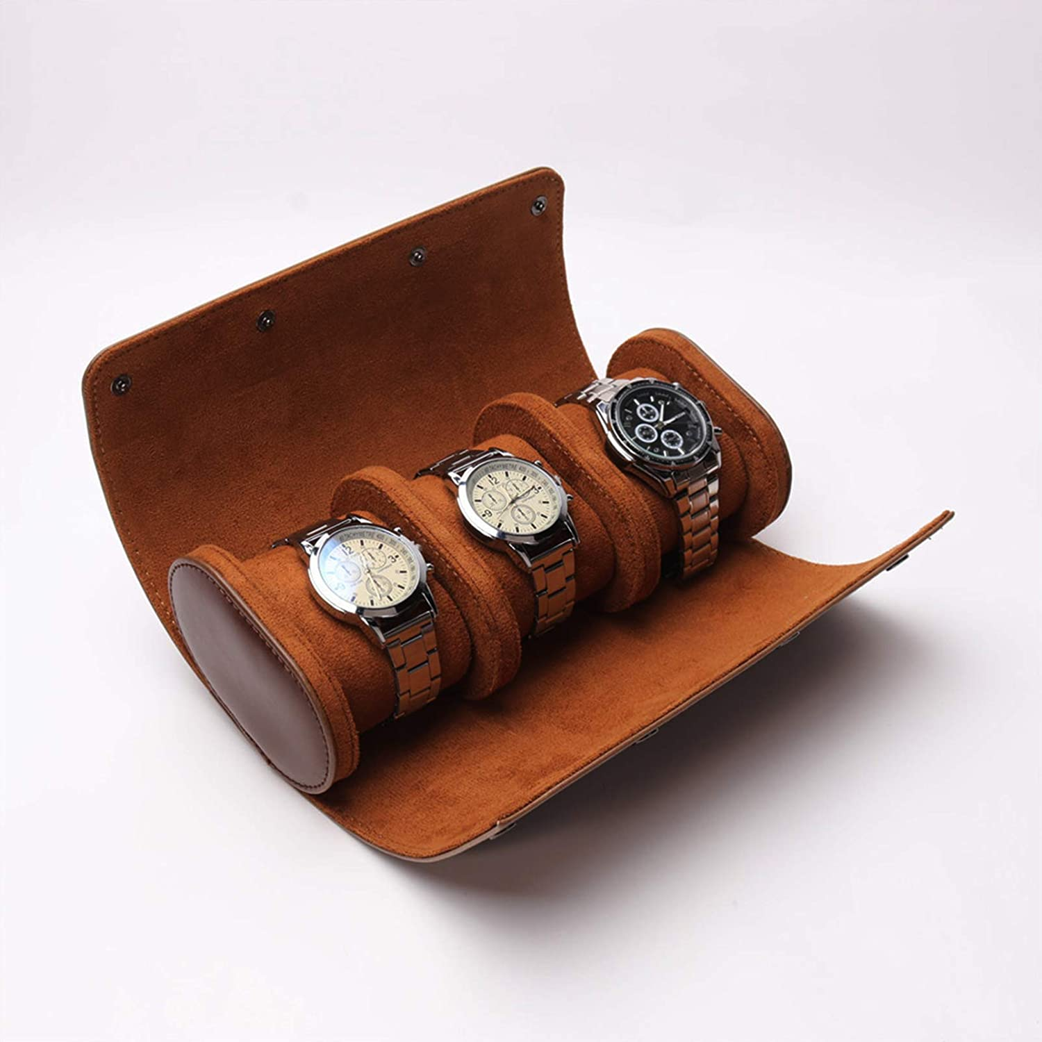 Exhibitor 24 seater Watches Bracelets bearings camosciato Store Counter lac