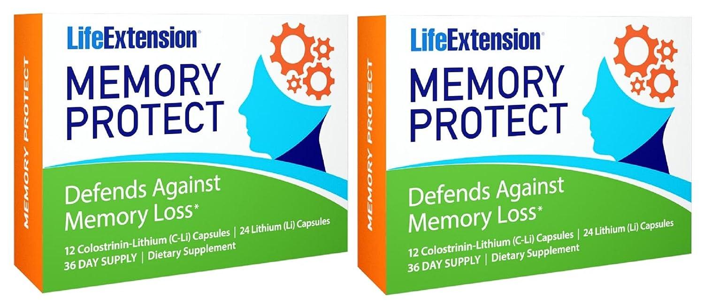 Amazon.com: Protector de memoria, 24 cápsulas de ...