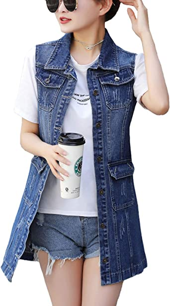 Fashion Womens Denim Sequins Ripped Coats Casual Floral Jeans Jackets//Pants Set