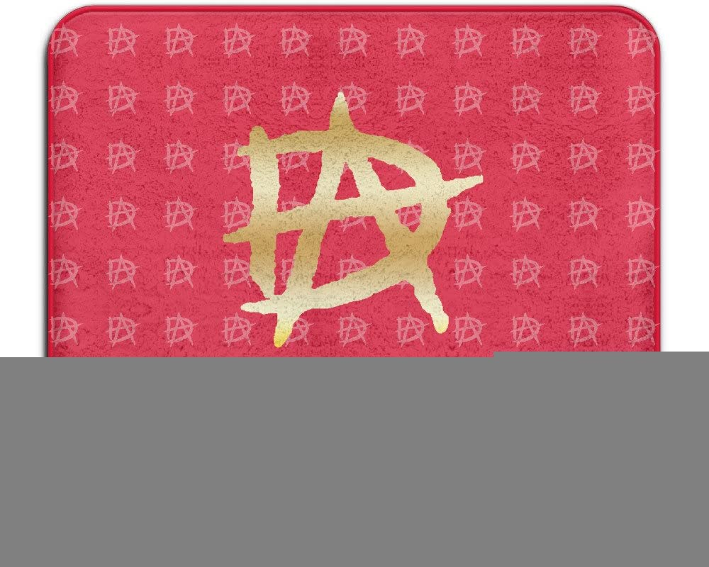 VDSEHT 2016 Dean Ambrose WWE Championship Non-slip Doormat