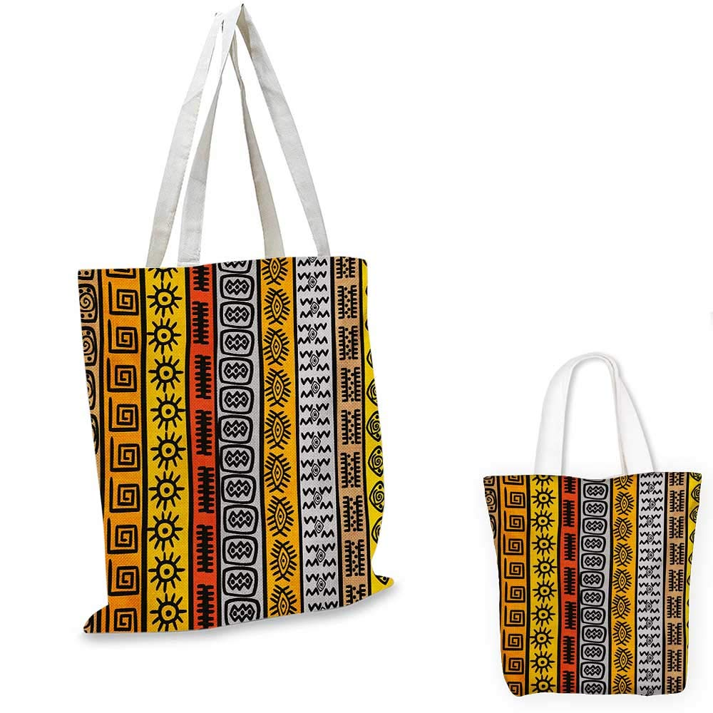 TribalBoho 竹模様 素朴 東洋 エスニック スピリチュアル ジャグド ウッドスタイル 芸術的プリントガー。 15