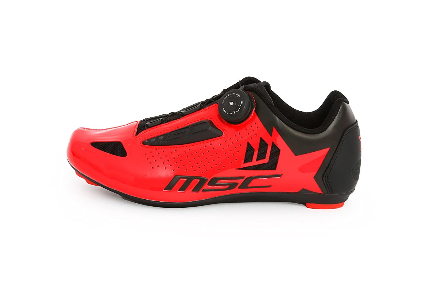 MSC Bikes Aero Road Zapatillas, Unisex Adulto: Amazon.es: Deportes y aire libre